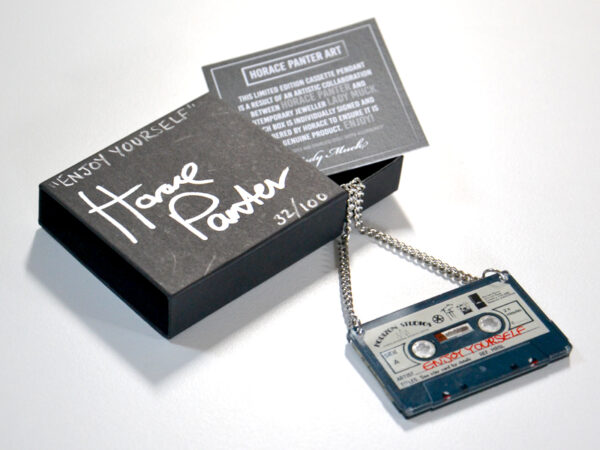 Enjoy Yourself pendant boxed