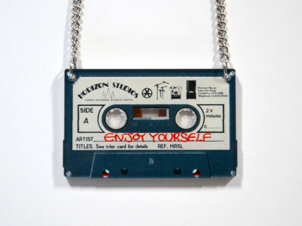 Enjoy Yourself pendant