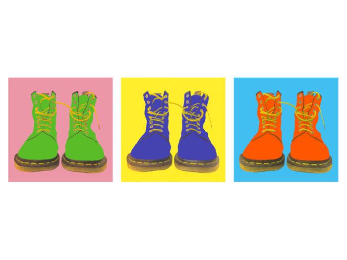 DM-boots-triptych