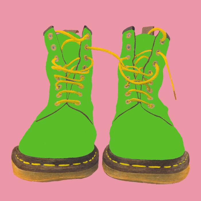 DM-green-boots