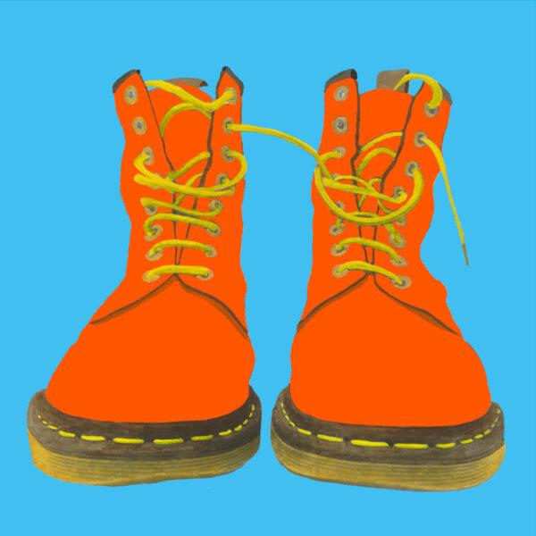 DM-orange-boots