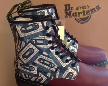 Dr Martens Art Boots