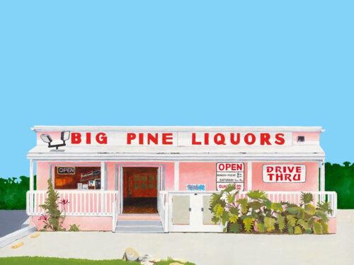 Big Pine Liquor