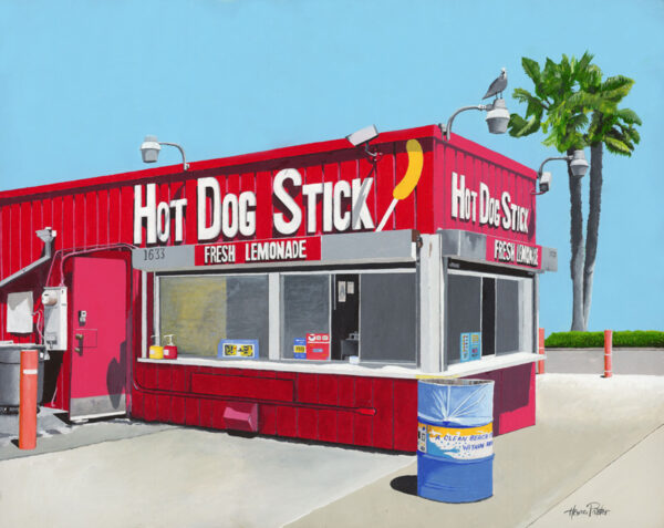 Hot Dog Stick