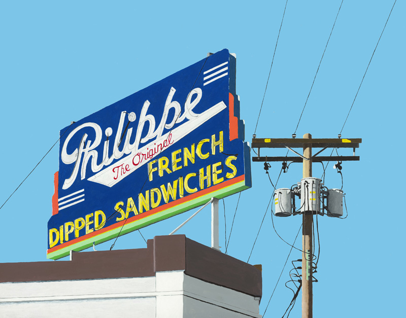 Philippe's Sandwiches