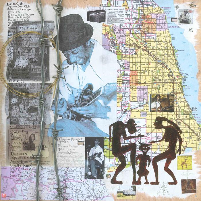 Hound Dog Taylor print edition