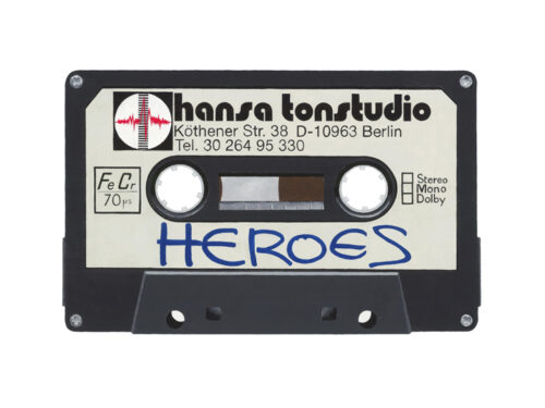 Heroes print edition