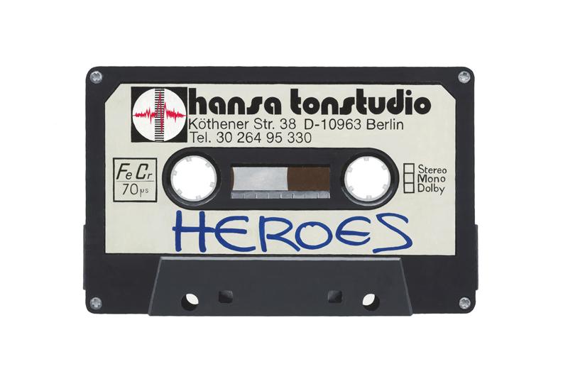 Heroes print edition