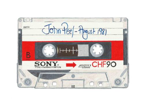 John Peel print edition