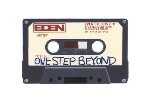 One Step Beyond print edition
