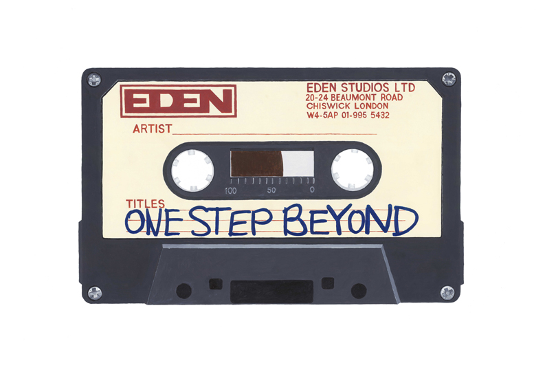 One Step Beyond print edition