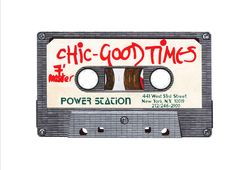 Chic Good Times print edition