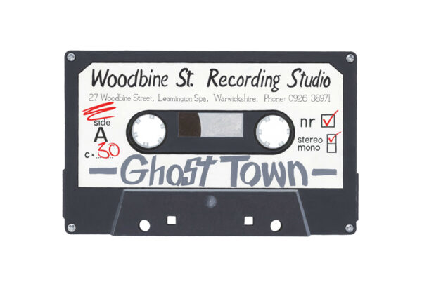 Ghost Town print edition