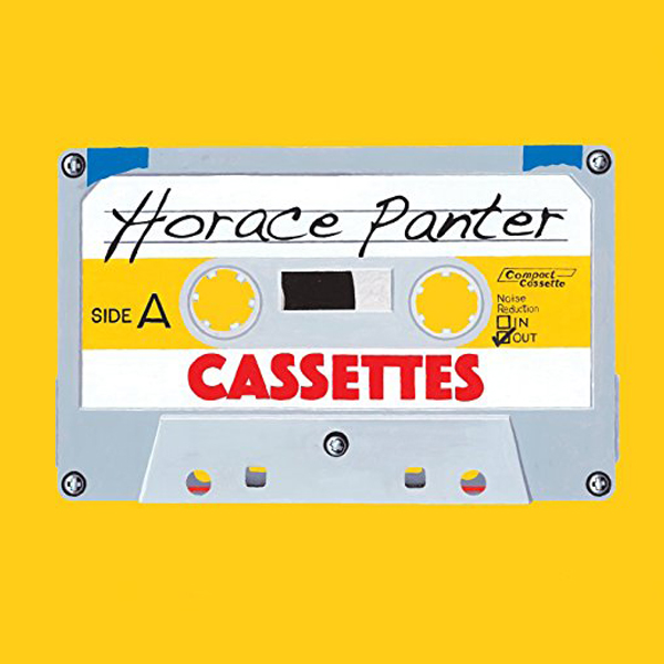 Cassettes by Horace Panter