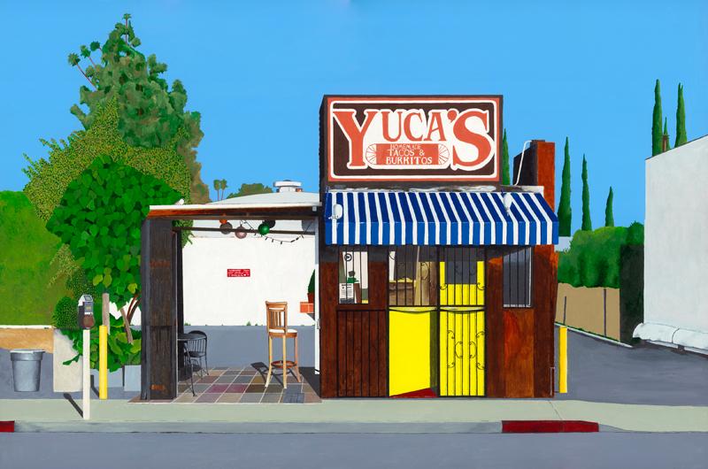 Yuca's