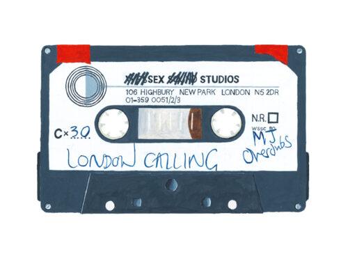 London Calling print edition
