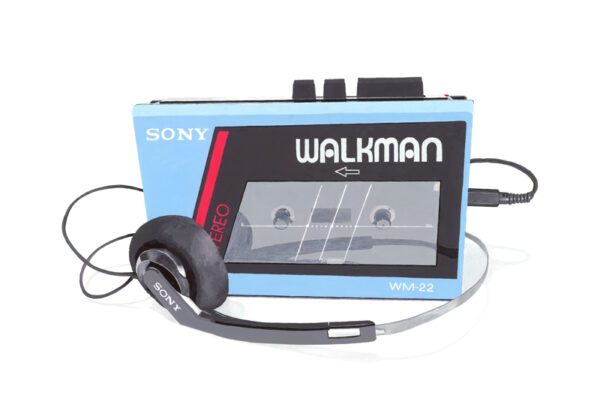 Sony Walkman Blue