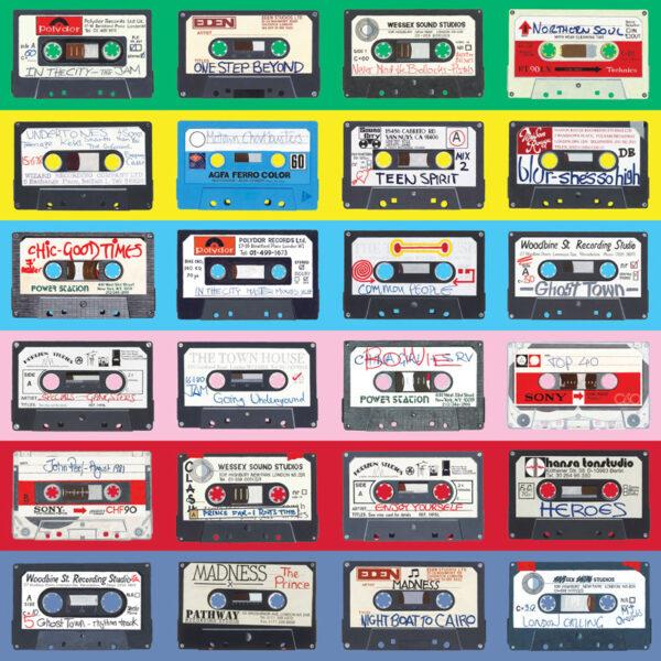 multicassette stripe