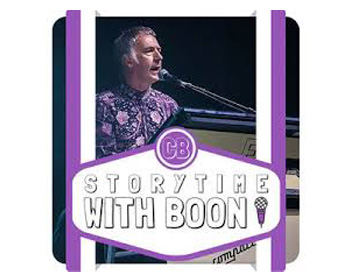 storytime with clint boon