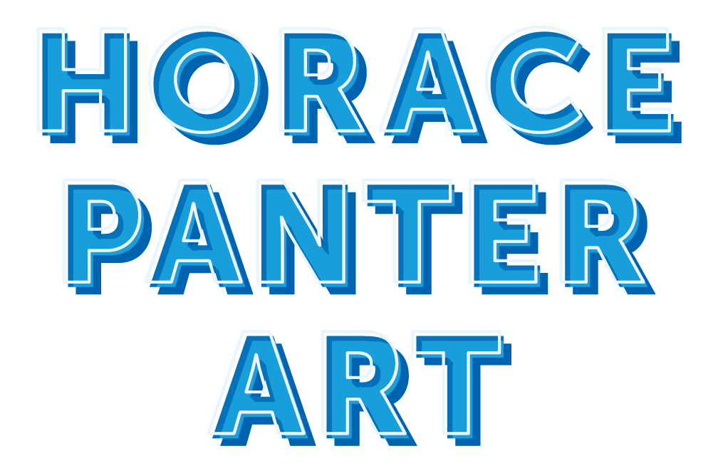 horace panter art logo